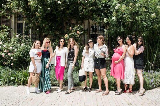 בלוגריות פשנגה לידריות צילומים שרונה קלארו אופנה אוכל שתייה אירוע השקה פשנגה