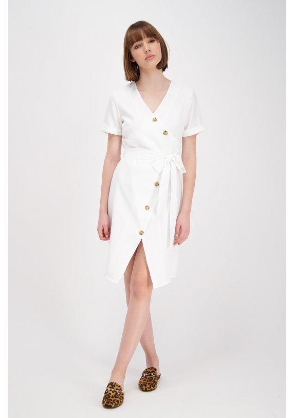 שמלה לבנה TFS