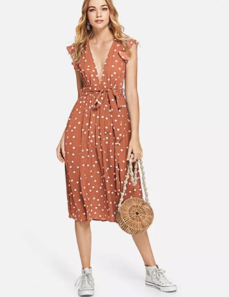 פשנגה fashanga says shopping online שופינג אונליין חגיגי חג חגים shein שמלה מעטפת
