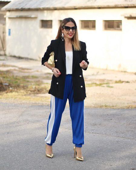 אופנה בלוג פאשניסטה פשנגה בלוגריות ורד הורן fashion blog blogger total look fashionista אינסטגרם instagram