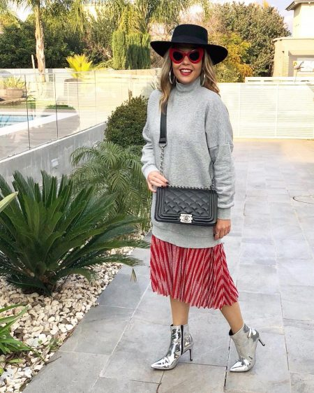 אופנה בלוג פאשניסטה פשנגה בלוגריות ורד הורן ירוק fashion blog blogger total look fashionista אינסטגרם instagram