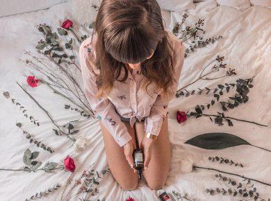 אביב פרחים לבן אינסטגרם יפה נקי פרחים פרופיל לוהט תמר גולן הדוניסטית ורוד