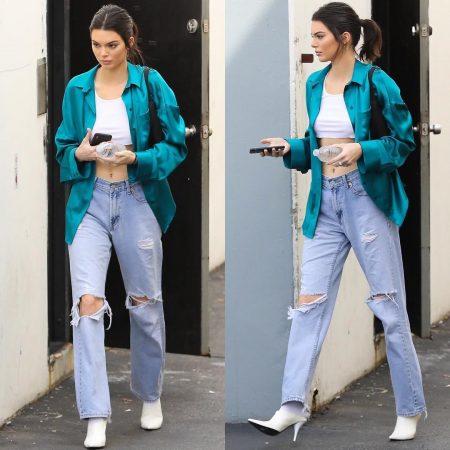 ג'ינס סקיני סטרייט אופנה חדשה טרנד ג'ינסים denim jeans skinny streight kendall jenner קנדל ג'נר