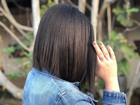 החלקה החלקת שיער קראטין אורגנית צרפתית יפנית תספורת תסרוקת חלק hair straight