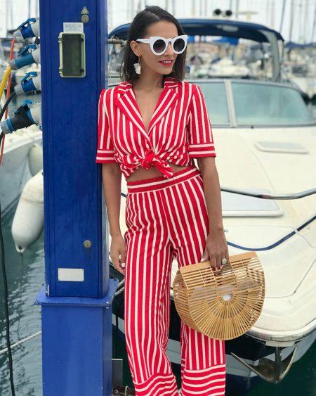 חליפה חליפות פסטל מושלם פשנגה בלוגריות suit suits trend טרנד אופנה 2018 אביב קיץ