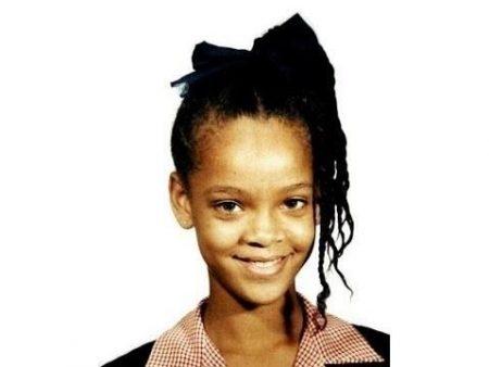 ריהאנה זמרת ילדה סלבס ילדים אינסטגרם