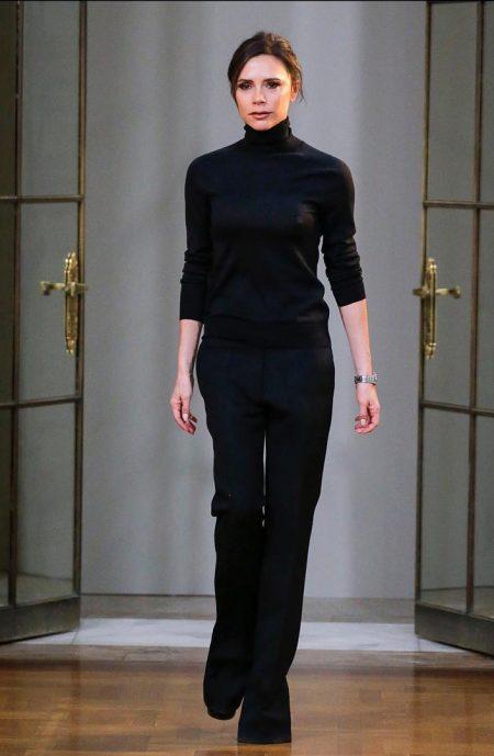 ויקטוריה בקהאם אופנה מעצבת ילדה סלבס ילדים אינסטגרם