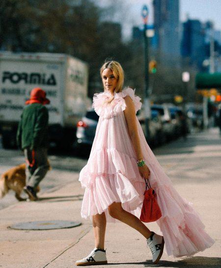 thefashionguitar סגול לילך ורוד טרנד צבעי פסטל אופנה בלוגרית פאשיוניסטה טרנדים צבעים מכנסיים חולצה סטייל