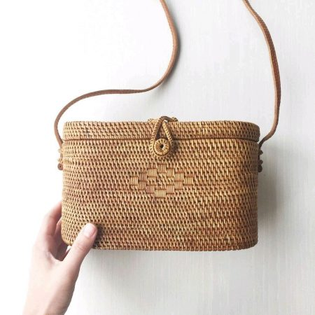 פשנגה מבצע אופנה 2018 קיץ טרנד תיק קש תיקים