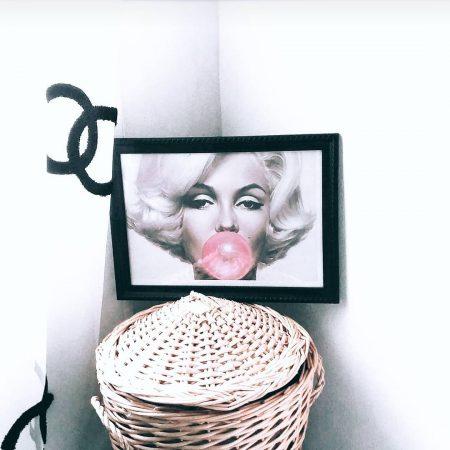 סטייל בלוגים אינסטגרם instagram מינימליסטי מינימלי סגנון לבן אופנה לייף סטייל לימור אלזמי מרלין מונרו מסטיק מושלם