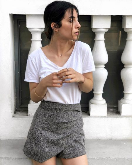 סטייל בלוגים אינסטגרם instagram מינימליסטי מינימלי סגנון לבן אופנה לייף סטייל נועה רביד simplynrt