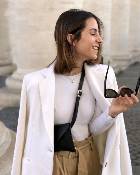 סטייל בלוגים אינסטגרם instagram מינימליסטי מינימלי סגנון לבן אופנה לייף סטייל נועה רביד simplynrt משקפי שמש