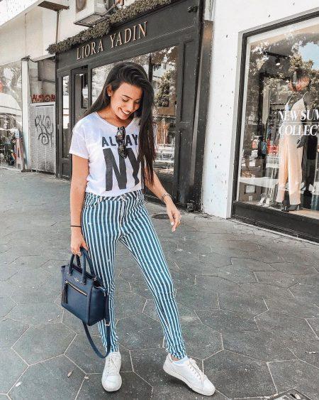 תל אביב אופנה ים קפה אוכל בית קפה fashion אינסטגרם פאשיוניסטנה ענבר גביר