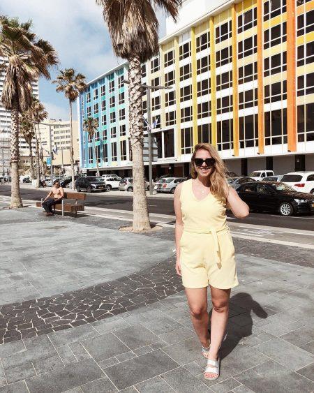 תל אביב אופנה ים קפה אוכל בית קפה fashion אינסטגרם פאשיוניסטנה ליאת שפיגל