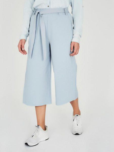 מכנסיים קיץ תכלת פסטל טרנד אונליין קניות שופינג צבעים