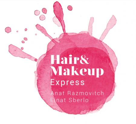 hair & make up express איפור שיער