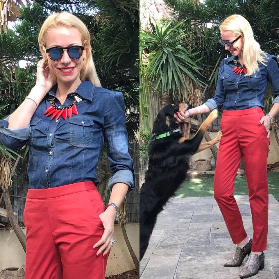 חולצת ג׳ינס: פריט מאסו במלתחה